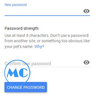 4 Langkah Mudah Mengganti Password Gmail