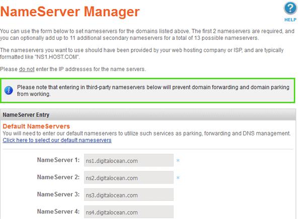 Panduan Cara Mengubah Domain Name Server di Namesilo