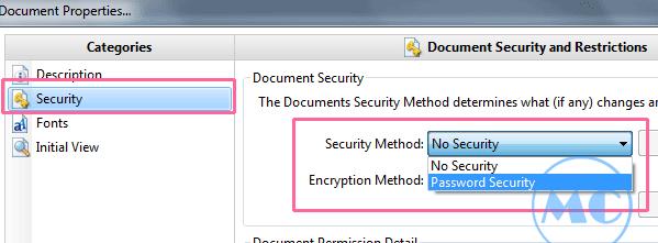 Cara Memproteksi File PDF Agar Tidak Bisa di Copy, atau Print