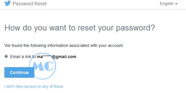 Cara Mengatasi Lupa Password Twitter (Reset Sandi)