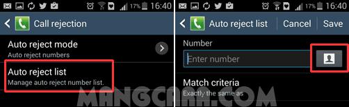 Cara Blokir Telepon Menganggu di HP Android Tanpa Aplikasi