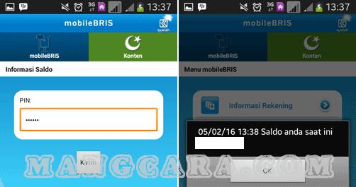 Cara Cek Saldo Rekening BRI Syariah Lewat SMS Banking dan Android