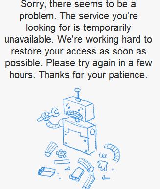 Gmail Sedang Down Tidak Bisa Diakses?
