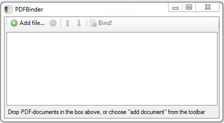 Review PDFBinder Aplikasi Ringan Untuk Menggabungkan File PDF
