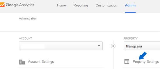 Bagaimana Cara Menghapus Blog Dari Google Analytics