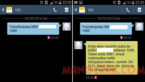 Inilah 2 Cara Transfer Pulsa IM3 & Mentari Ke Sesama Indosat