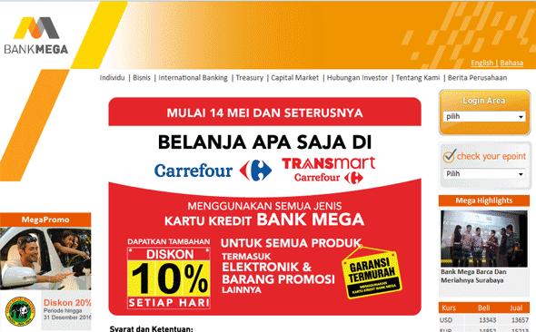 Pengalaman 2 Tahun Menggunakan Kartu Kredit Mega Carrefour