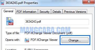 Cara Membuka PDF Dengan Firefox