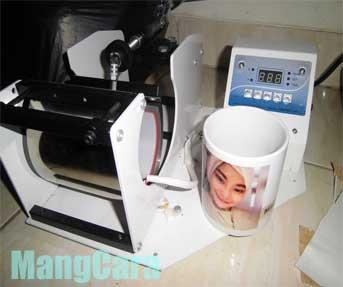 Peluang Usaha Membuat Mug Souvenir Secara Digital