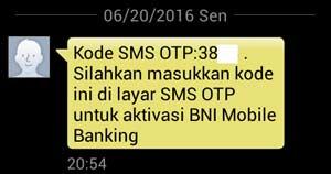 Bagaimana Cara Aktivasi BNI Mobile Banking Untuk Android