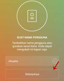 Langkah Daftar Instagram di Android Dengan Cepat