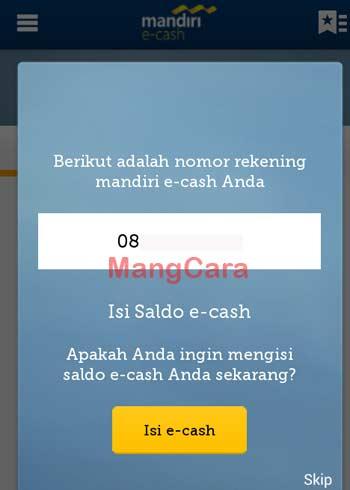 Bagiamana Cara Daftar dan Apa Fungsi Mandiri e-Cash?