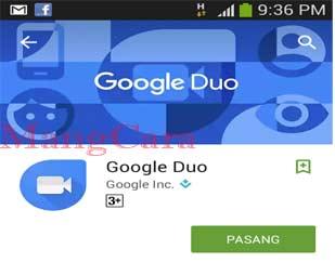 Gak Pake Ribet Daftar Video Call Google Duo di Android