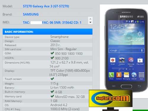 Coba Tekan *#06# Untuk Cek IMEI Handphone Samsung Asli Atau Palsu