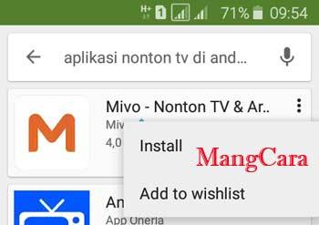 Bagaimana Sih Cara Nonton TV di Android Yang Gampang?