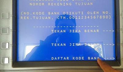 Berapa Kode Bank BJB Jika Ingin Transfer Uang?