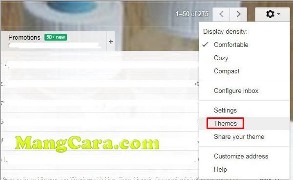 Cara Membuat Background/Tema Gmail Keren Dengan Foto Sendiri