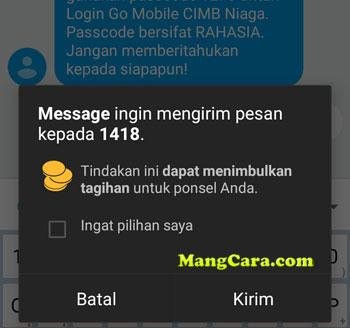 Cara Membuat User ID CIMB Niaga Untuk Go Mobile