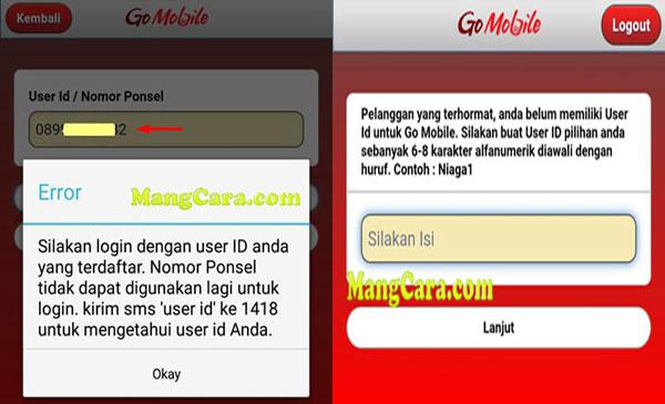 Cara Membuat User ID CIMB Niaga Untuk Go Mobile - MangCara