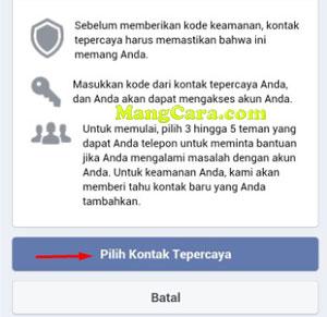 Cara Mengatur Supaya Akun Facebook Tidak Terkunci Lewat HP