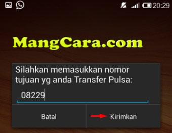 Kenapa Transfer Pulsa Simpati Ke Sesama Telkomsel Gagal?