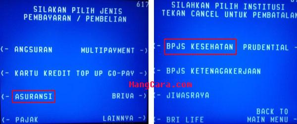 Pengalaman Bayar BPJS di ATM BRI Gagal Terus