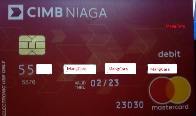 Cara Mengatasi Kartu ATM CIMB Niaga Tidak Bisa Digunakan (Terblokir)