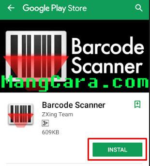 Input Resi Dengan Cara Scan Barcode di Bukalapak