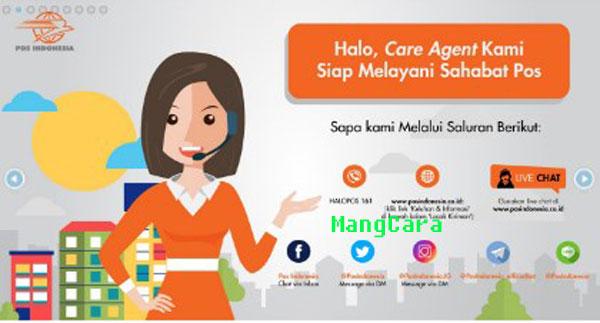 Begini Cara Daftar Jadi Agen Pos Indonesia