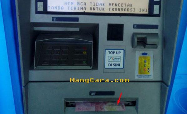 Kartu ATM BCA Ketinggalan Tapi Mau Tarik Tunai Caranya Bagaimana?