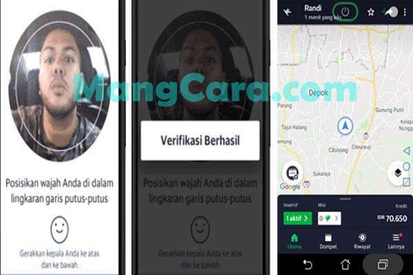 Asyik Verifikasi Wajah Grab Driver Wajib Selfie Sebelum Menerima Pekerjaan