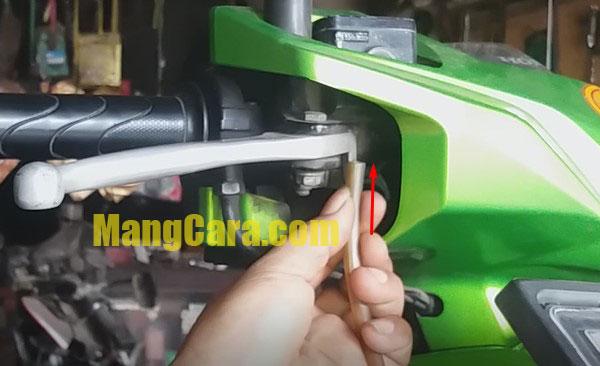 Mengatasi Masalah Lampu Rem Motor Nyala Terus Tanpa Ganti Switch Rem