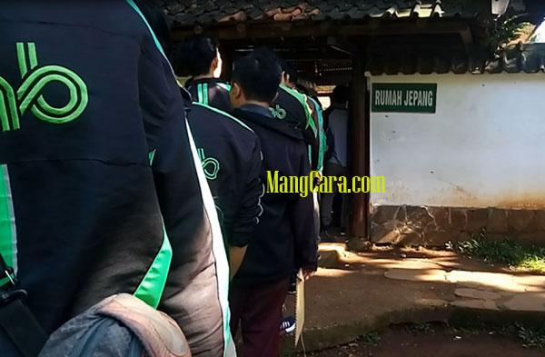Cara Membuka Suspend Grabbike - MangCara