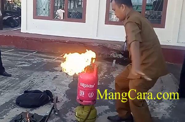 Kesalahan Cara Memasang Regulator Gas Bisa Meledak Loh