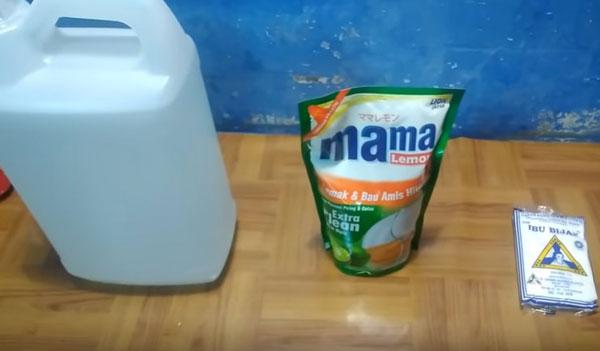 Mau Irit! Begini Cara Memperbanyak Sabun Cuci Piring