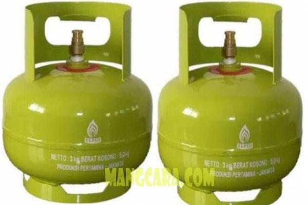 Modal Buka Usaha LPG 3 Kg di Rumah