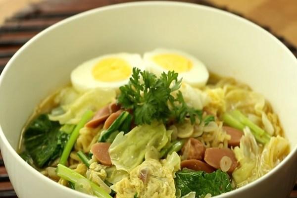 Mudah Dibuat! Makanan Yang Cocok Untuk Musim Hujan