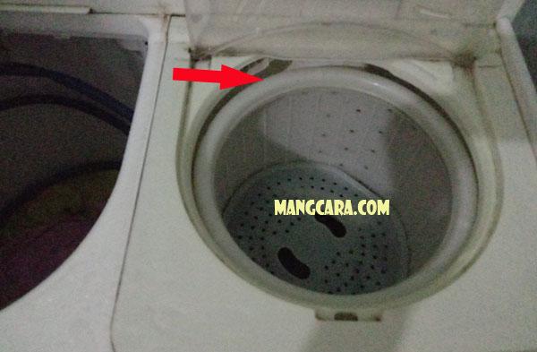 Pengalaman Memperbaiki Pengering Mesin Cuci Mati Ngedadak