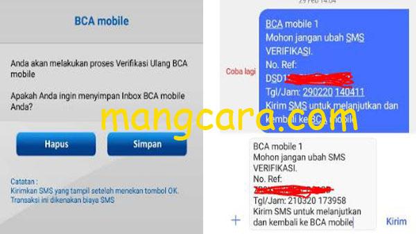 Jika Lupa Kode Akses BCA Mobile Begini Cara Mengatasinya