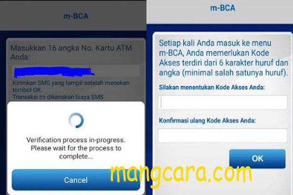 Jika Lupa Kode Akses BCA Mobile
