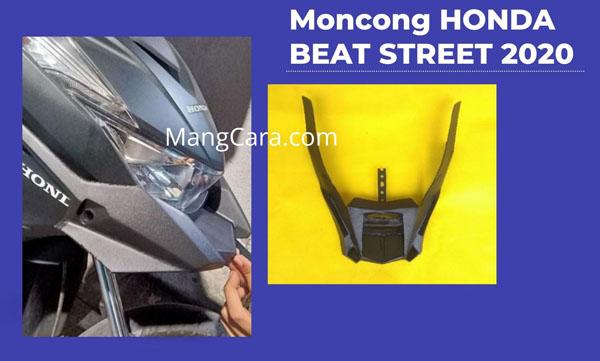 Variasi Motor Beat Street 2020