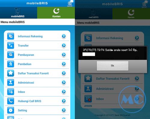 aplikasi bri syariah Android
