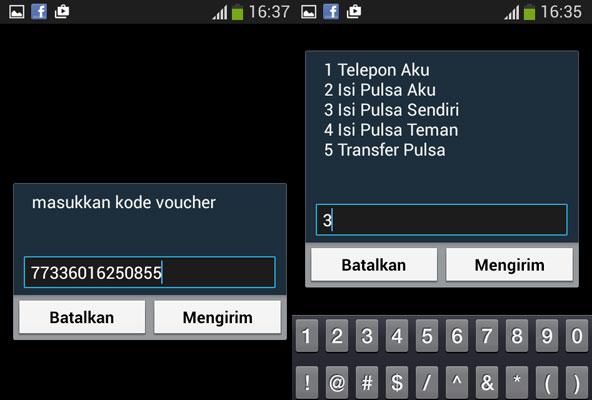 Cara Memasukan Kode Voucher Untuk Isi Pulsa Indosat Ooredoo Mangcara