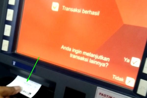 Cara Cek 10 Transaksi Terakhir CIMB Niaga Lewat ATM
