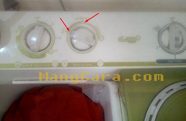 Cara Mencuci dengan Mesin Cuci Panasonic 2 Tabung Yang Benar
